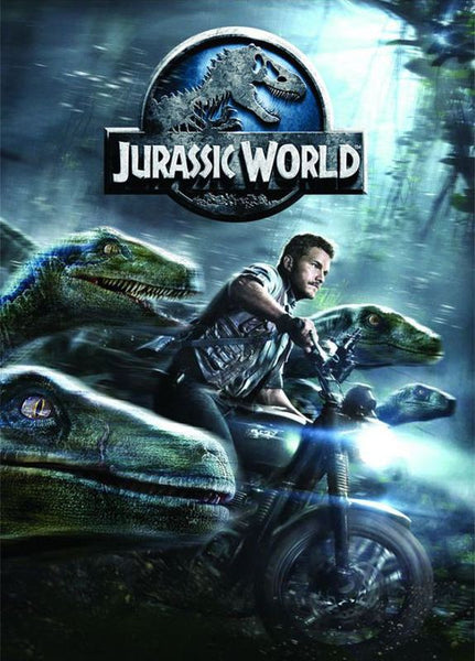 Jurassic World [DVD Disc Only] - OnlyTheDisc