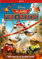 Planes Fire and Rescue [DVD Disc Only] - OnlyTheDisc