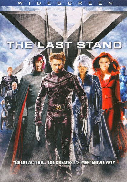 X-Men: The Last Stand [DVD Disc Only] - OnlyTheDisc