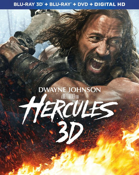 Hercules [3D Bluray Only] - OnlyTheDisc