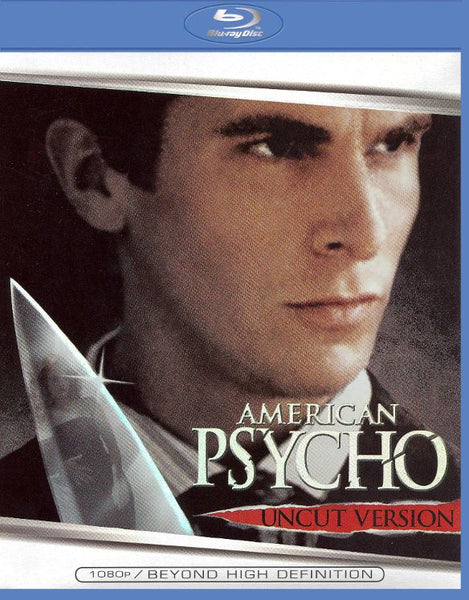 American Psycho (2000) [Bluray Disc Only] - OnlyTheDisc