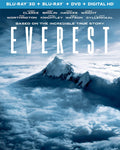 Everest [3D Bluray Only] - OnlyTheDisc