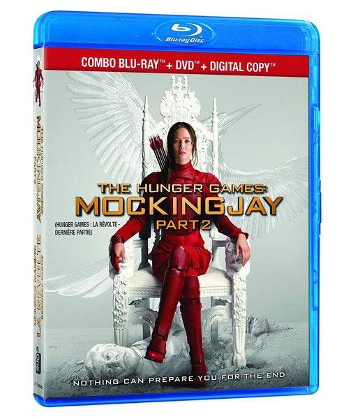 The Hunger Games: Mockingjay Pt 2 [Bluray Disc Only] - OnlyTheDisc
