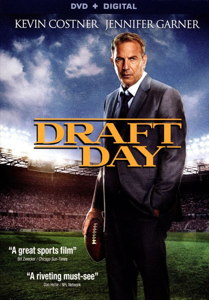 Draft Day [DVD Disc Only] - OnlyTheDisc