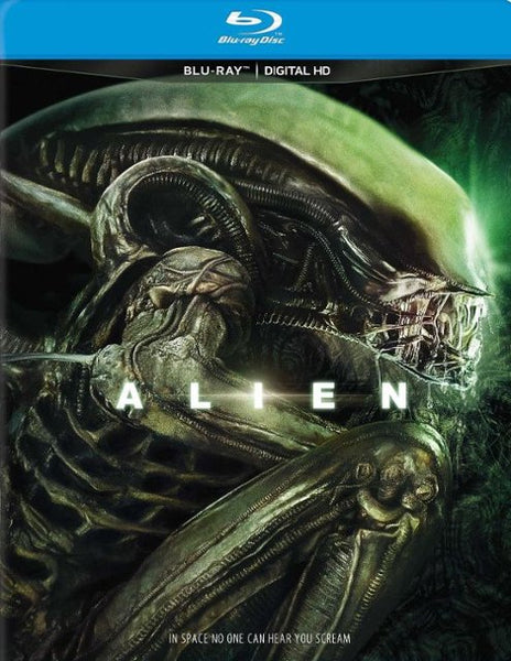 Alien [Bluray Disc Only] - OnlyTheDisc
