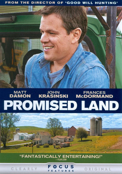 Promised Land [DVD Disc Only] - OnlyTheDisc