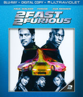 2 Fast 2 Furious [Bluray Disc Only] - OnlyTheDisc