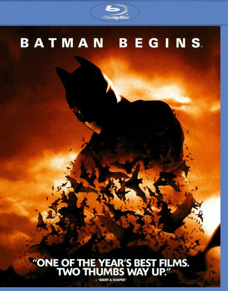 Batman Begins [Bluray Disc Only] - OnlyTheDisc