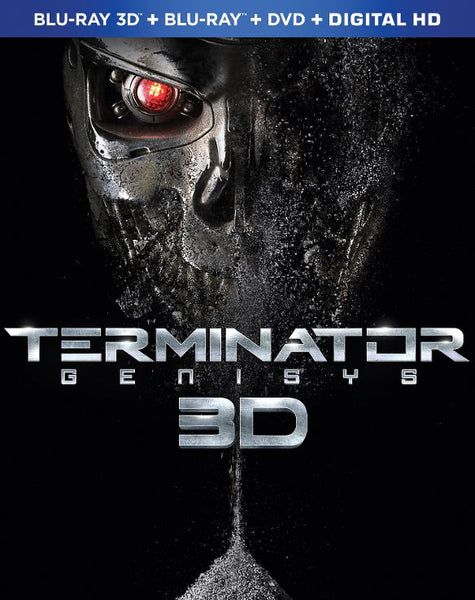 Terminator: Genisys [3D Bluray Only] - OnlyTheDisc
