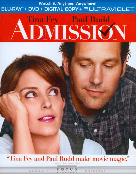 Admission [Bluray Disc Only] - OnlyTheDisc
