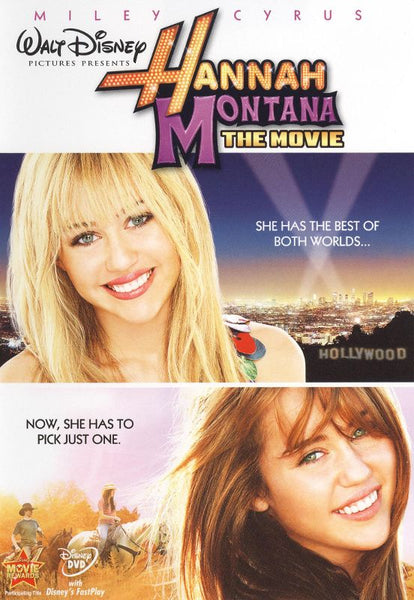Hannah Montana: The Movie [DVD Disc Only] - OnlyTheDisc