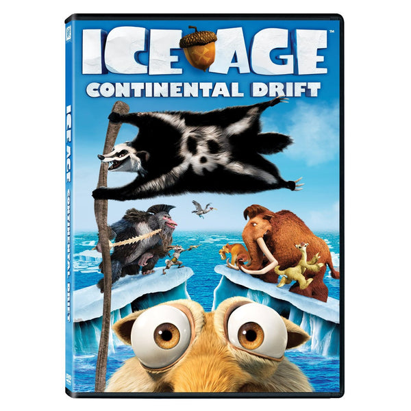 Ice Age 4 Continental Drift [DVD Disc Only] - OnlyTheDisc