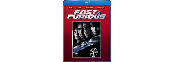Fast & Furious [Bluray Disc Only] - OnlyTheDisc