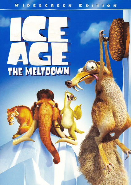 Ice Age 2 The Meltdown [DVD Disc Only] - OnlyTheDisc