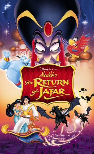 Aladdin 2 The Return of Jafar [DVD Disc Only] - OnlyTheDisc