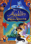 Aladdin and King of Thieves [DVD Disc Only] - OnlyTheDisc