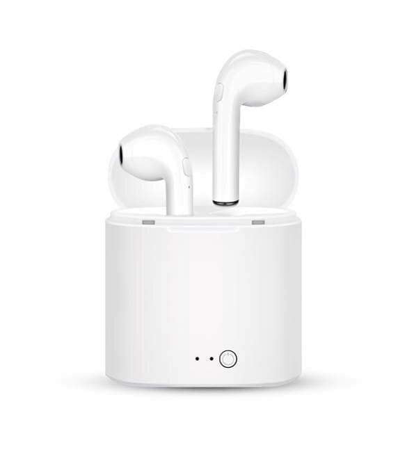 True Wireless Bluetooth Stereo EarPods With Charging Box
