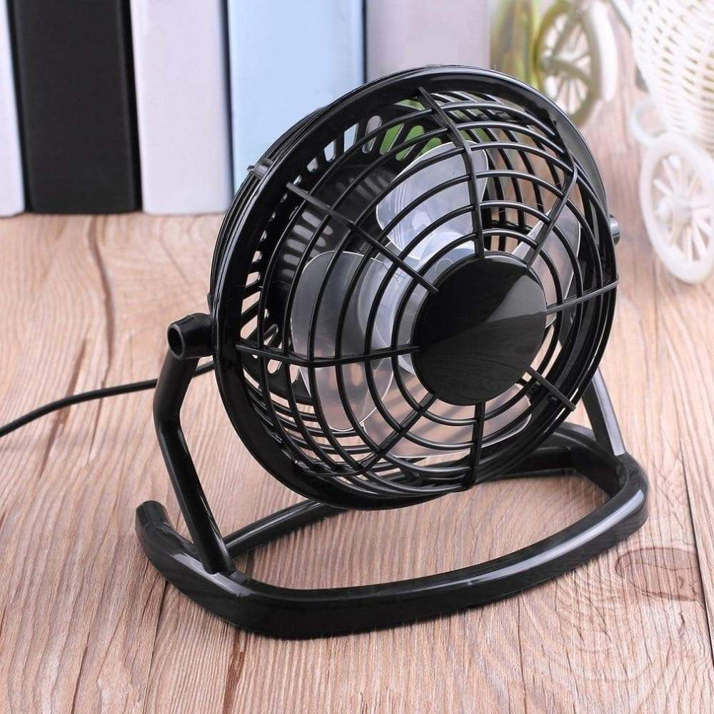 Silent USB Desk Fan