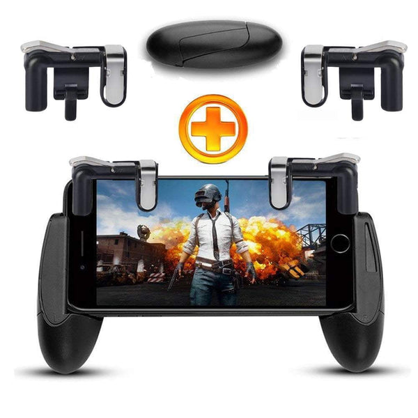 Mobile Gaming Controller Combo