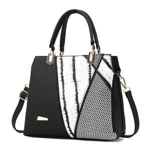 Stylish & Chic Striped Tote Bag - 5 Colors
