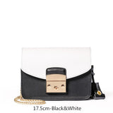 Mini Leather Crossbody Handbag - 12 Colors