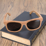 Bamboo Chic Vintage Sunglasses - 12 Colors