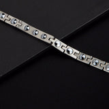 Pure Germanium Stainless Steel Bracelet - 2 Colors