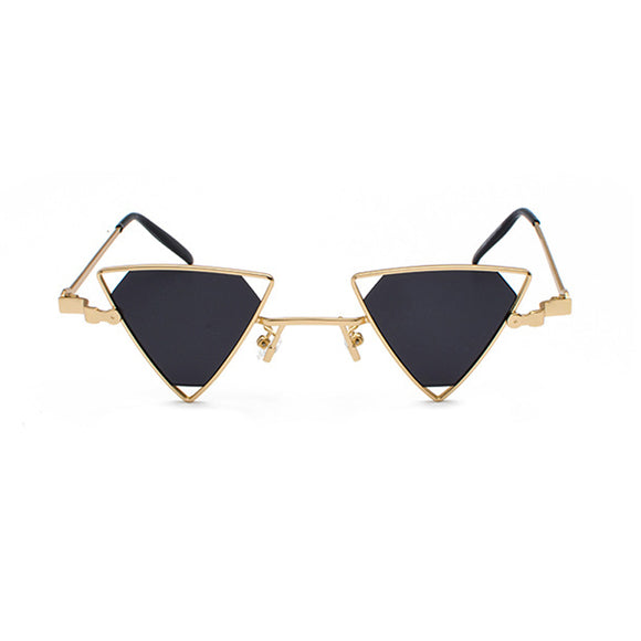 Triangle-Chic Punk Sunglasses - 6 Colors