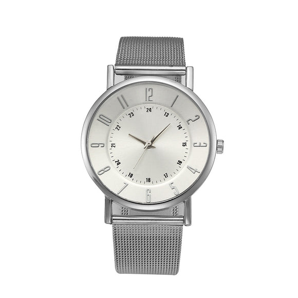 Keep It Business Stainless Steel Watch