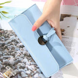 Luxury Long Hasp Leather Wallet - 6 Colors