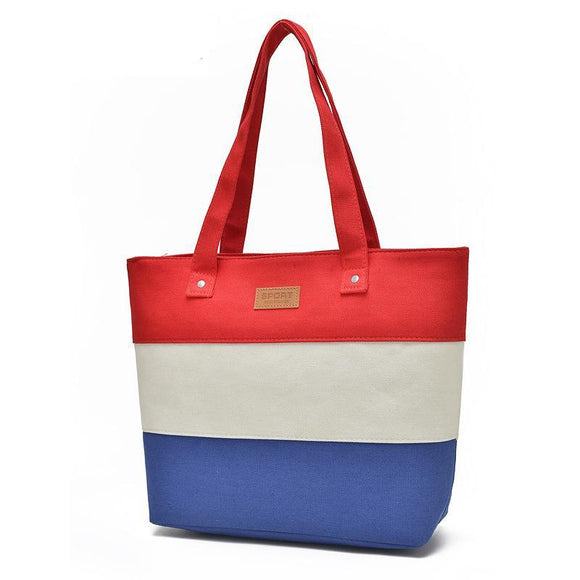 Always Chic Large Tote Bag - 5 Colors