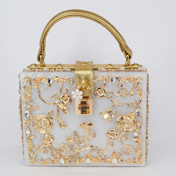 Fairytale Luxury Acrylic Handbag