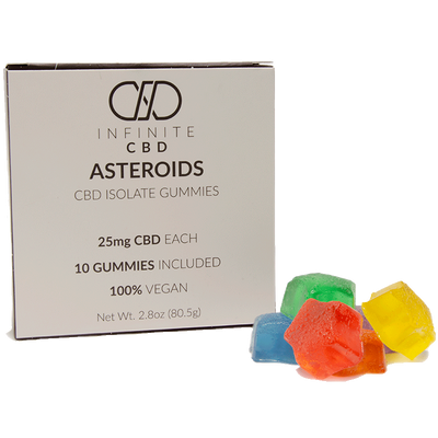 Infinite CBD - Gummies