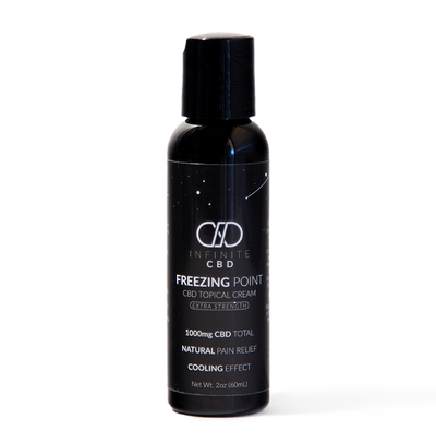 Freezing Point Cream