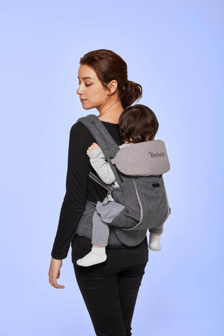 Tips for Back Carrying Your Baby