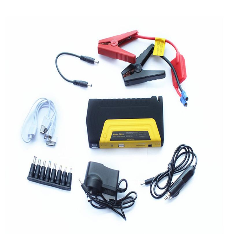 All-in-One Car Jump Starter