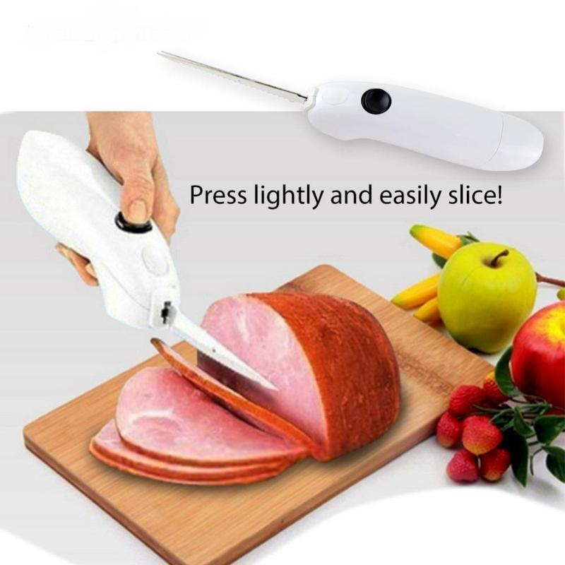 One Touch Easy Cut Kitchen Knife