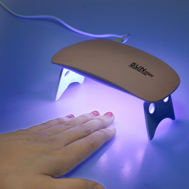 UltraFast Portable LED Nail Dryer
