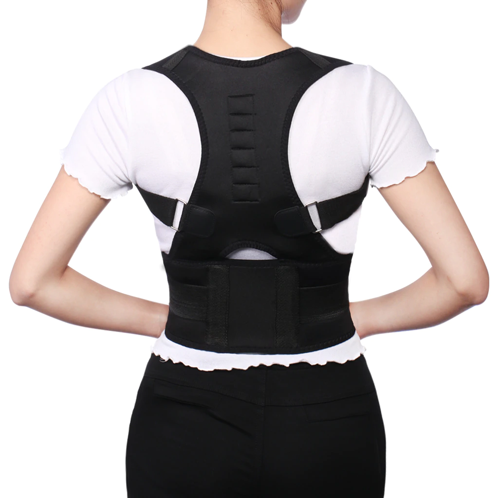 Magnetic Therapy Posture Corrector For Men & Women