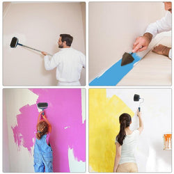 Pro Wall Paint Roller Set