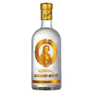 Imperial Collection, Golden Snow Vodka