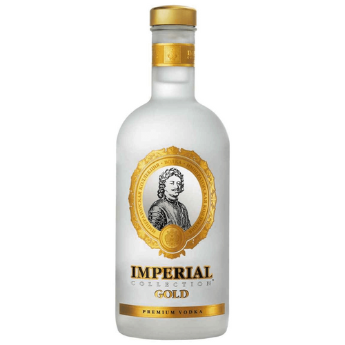 Imperial Collection, Gold Vodka