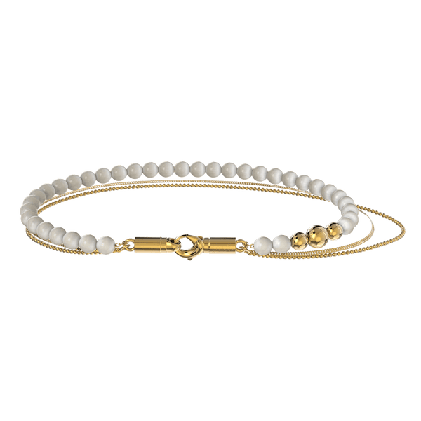 GOLD FLAMENCO BRACELET