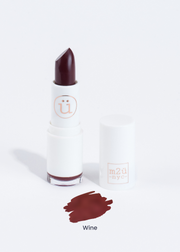moisturizing lipstick in shade wine (red wine)