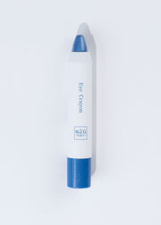 pencil-like eyeshadow crayon in shade electric blue
