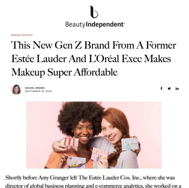 Beauty Independent brand article