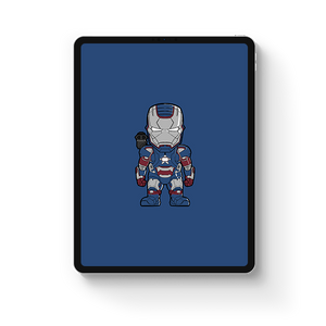 Iron Patriot [OG Colorway]