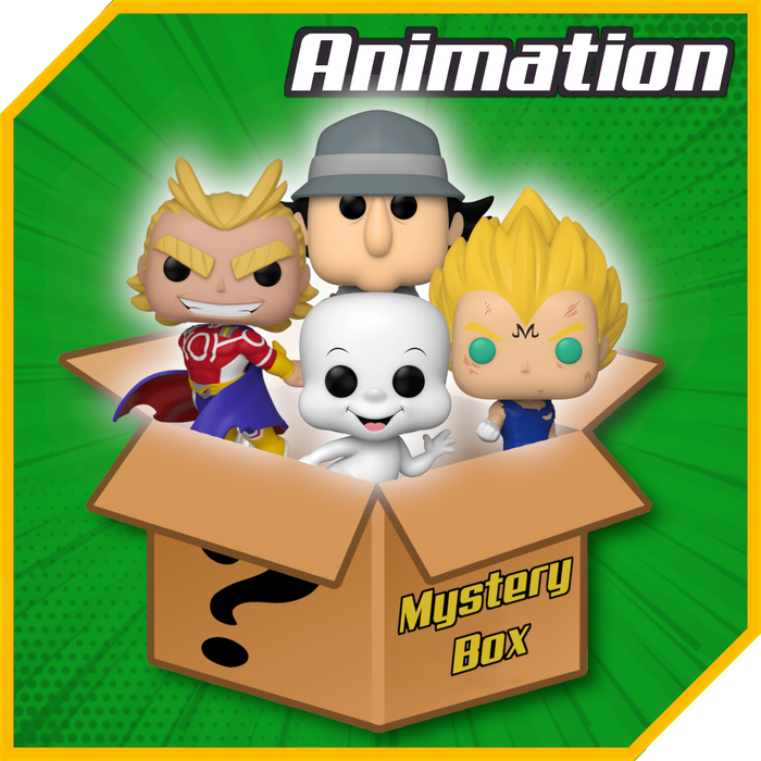 Themed Pop! Mystery Box: Animation