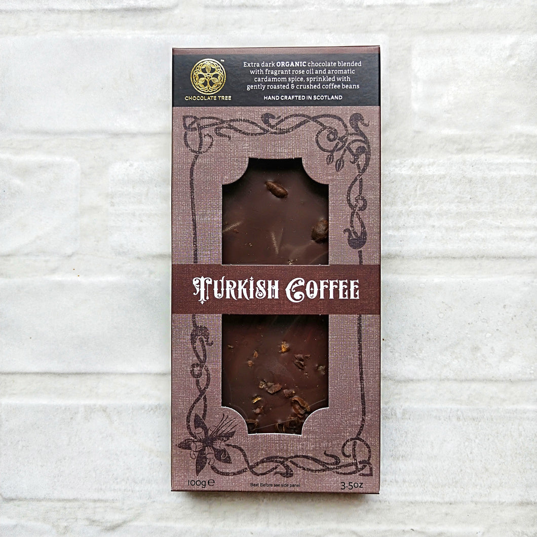 Chocolate Tree's Turkish Coffee