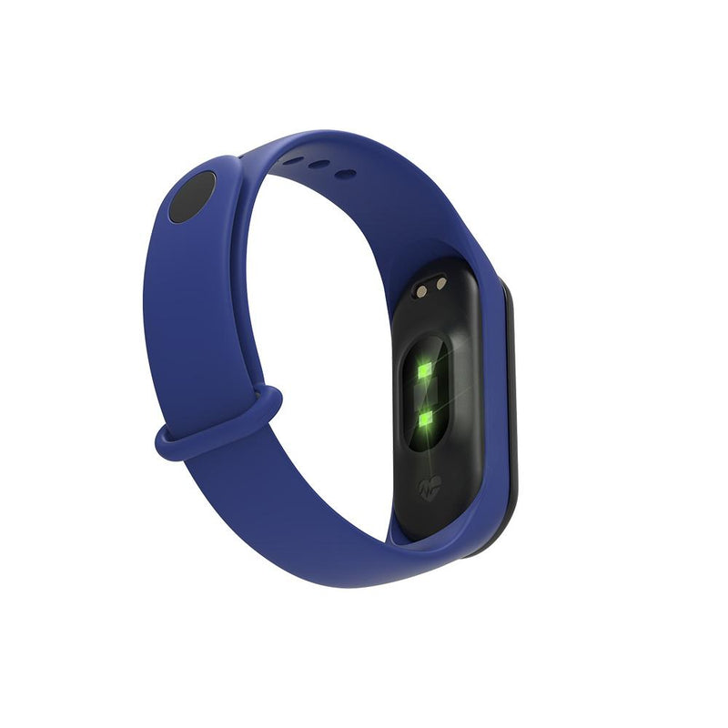Smart Watch Pulsera Deportiva Inteligente M4 Pantalla A Color Y Monitor De Sueño Comprame.co - Bici Mall